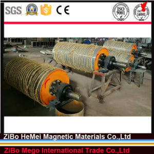 Permanent Wet Magnetic Separator, Drum Magnetic Separator Mining Machine pictures & photos