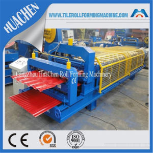 Double Layer Metal Roof Sheet Roll Forming Machine