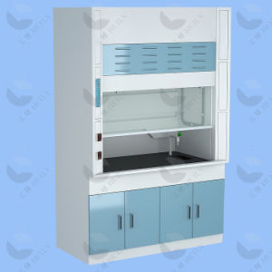CE Steel Wooden Lab Fume Hood pictures & photos
