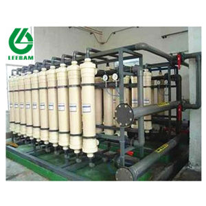 UF Membrane Sewage Water Treatment System Flow-Split & Ultra-Filtration Unit UF System UF Treatment UF Plant