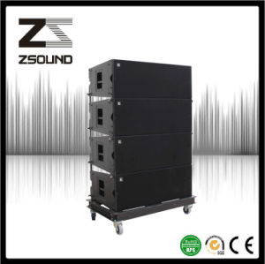 Professional Stage Line Array System Dual 12′′ Line Array Speaker pictures & photos
