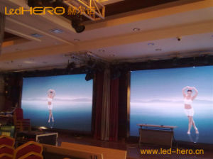 P6 Indoor Rental Type of Die-Casting Aluminum LED Screen pictures & photos