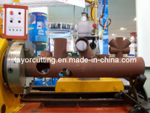 Gantry Type CNC Plasma & Flame Pipe Profile Cutting Machines pictures & photos