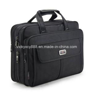 Big Capacity Briefcase Single Shoulder Messenger Bag Laptop Bag (CY6105) pictures & photos