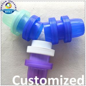 Colorful Laundry Detergent Bottle Cap pictures & photos