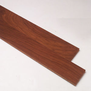 Black Walnut Hard Wood Flooring Tile for Building Material