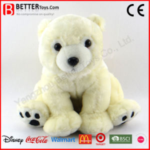 High Quality Toy Animal Polar Bear pictures & photos