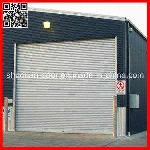 Warehouse Galvanized Steel Roller Shutter Doors (St-002) pictures & photos