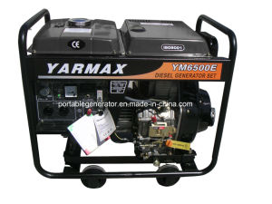 Yarmax Alternator 190f Air Cooled Diesel Generator pictures & photos