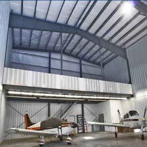 Steel Structure  Aircraft Hanger (DG7-001) pictures & photos