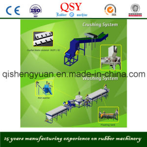 Good Price Waste Plastic for Recycle Machine pictures & photos