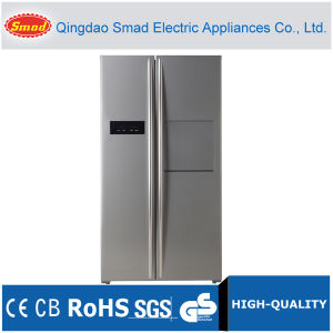 Side-by-Side Refrigerator with Water Dispenser pictures & photos