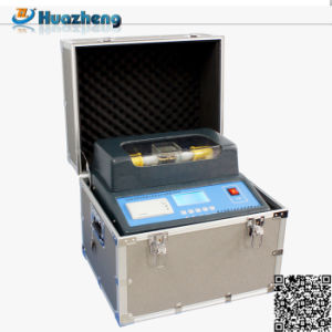 Newly Portable Fully Automatic Transformer Oil Dielectric Strength Tester D877 pictures & photos