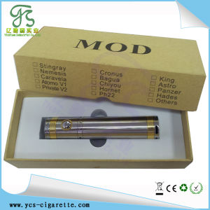 2014 Newest Full Mechanical Stainless Steel pH22 Mod E Cigarette (ECS-318)