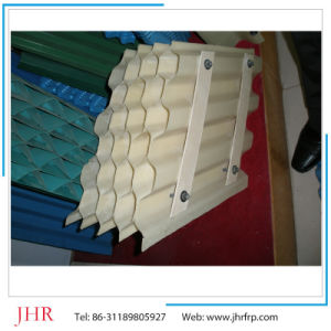 Cross Flow PVC Fills for Cooling Tower, 400mm 750mm PVC Cooling Tower Pack pictures & photos