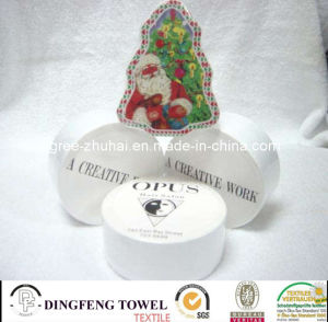 Brand Promotion Product 100% Cotton Compressed Promotional Towel/Tablet/T-Shirt/ pictures & photos