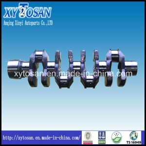 Forged & Hard Nitrided Crankshaft for Toyota 12r pictures & photos