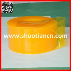 Yellow Anti-Insect High Grade PVC Strip Curtain (ST-004) pictures & photos