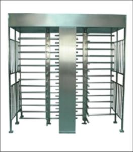 Full Height Turnstile, Double Passageway (WJFT612) pictures & photos