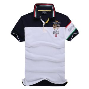 Top Quality Fashion Cotton Man′s Polo Shirt pictures & photos