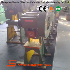 J23-6.3t Punch Machine with CE Certification