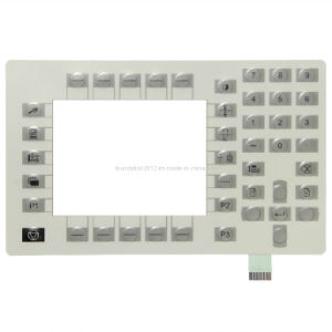 Overlay Control Keypad Touch Panel Electronic Membrane Switch pictures & photos