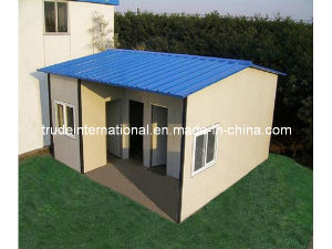 Mobile/Prefabricated/Prefab/Modular House for Coal Project Site Office pictures & photos