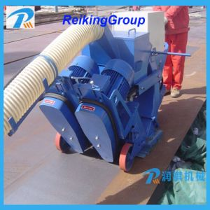 Mobile Type Shot Blasting Machine for Road Surface pictures & photos