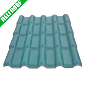 Green Glazed Roof Tiles pictures & photos