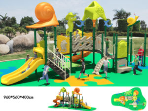 Plastic Outdoor Playsets (BHD 062)
