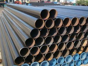 Qingdao Sangao Steel Structure Large Round Tube pictures & photos