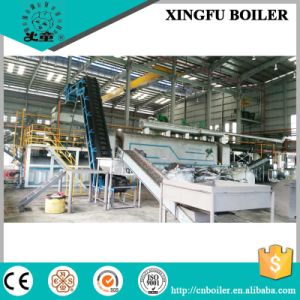 15 to 60 Ton Fully Continuous Plastic Pyrolysis Plant pictures & photos