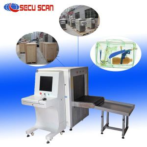 Secuscan X-ray Security Scanners Baggage Detection Price At6550 pictures & photos