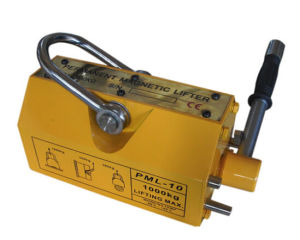 Magnetic Lifter for Handling Steel Scraps (UNI-Lifter-oo8) pictures & photos