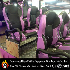5D Simulador with 6 Seats Exciting 5D Movies