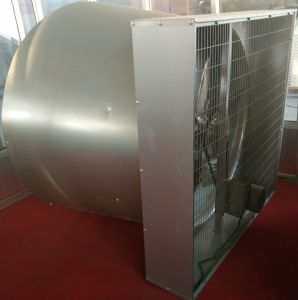 180g Zinc Double-Door Cone Fan pictures & photos