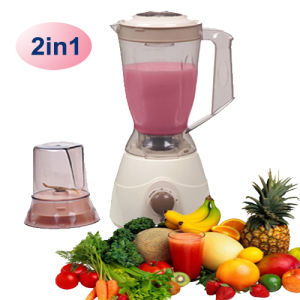 1.5L 350W Electric Kitchen Blender with CE&RoHS (DL-2255A)