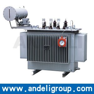 Three-Phase Oil-Immersed Distribution Transformer pictures & photos