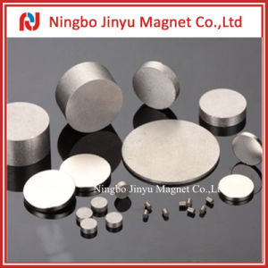 Permanent Sintered NdFeB Disc Magnet (different thickness)