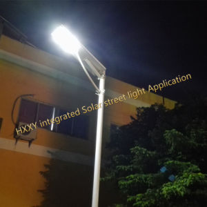 2015 Newest Outdoor LED Solar Street Light From 6W to 80W pictures & photos