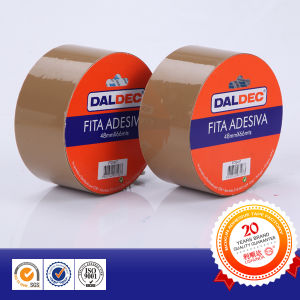 High Quality Coffee BOPP Packing Tape with Card pictures & photos