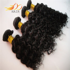 Cheap Price Mongolian Virgin Hair Weave Jerry Curl Human Hair pictures & photos