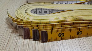 150cm Soft Plastic Tailor Ruler pictures & photos