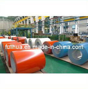 Ral Color PPGI and PPGL Steel Coil