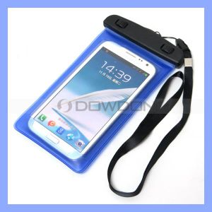New Design Mobile Phone Pouch PVC Waterproof Bag for iPhone pictures & photos