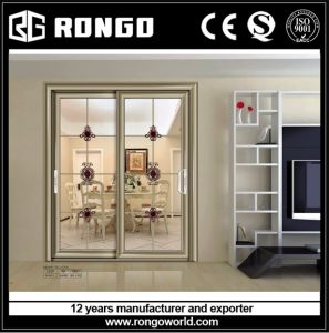 Aluminum Security Sliding French Door