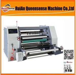 Roll Material Sitting and Cutting Machine pictures & photos