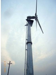 30kw Variable Pitch Wind Turbine Generator pictures & photos
