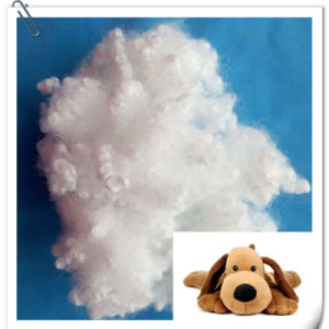 Stuffed Toys Raw Material Recycled Polyester Staple Fiber with High Elasticity pictures & photos