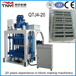 Hot Selling Manual Hollow Block Making Machine pictures & photos